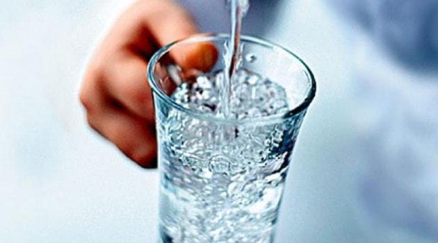 hipertenzija ir 2 litrai vandens