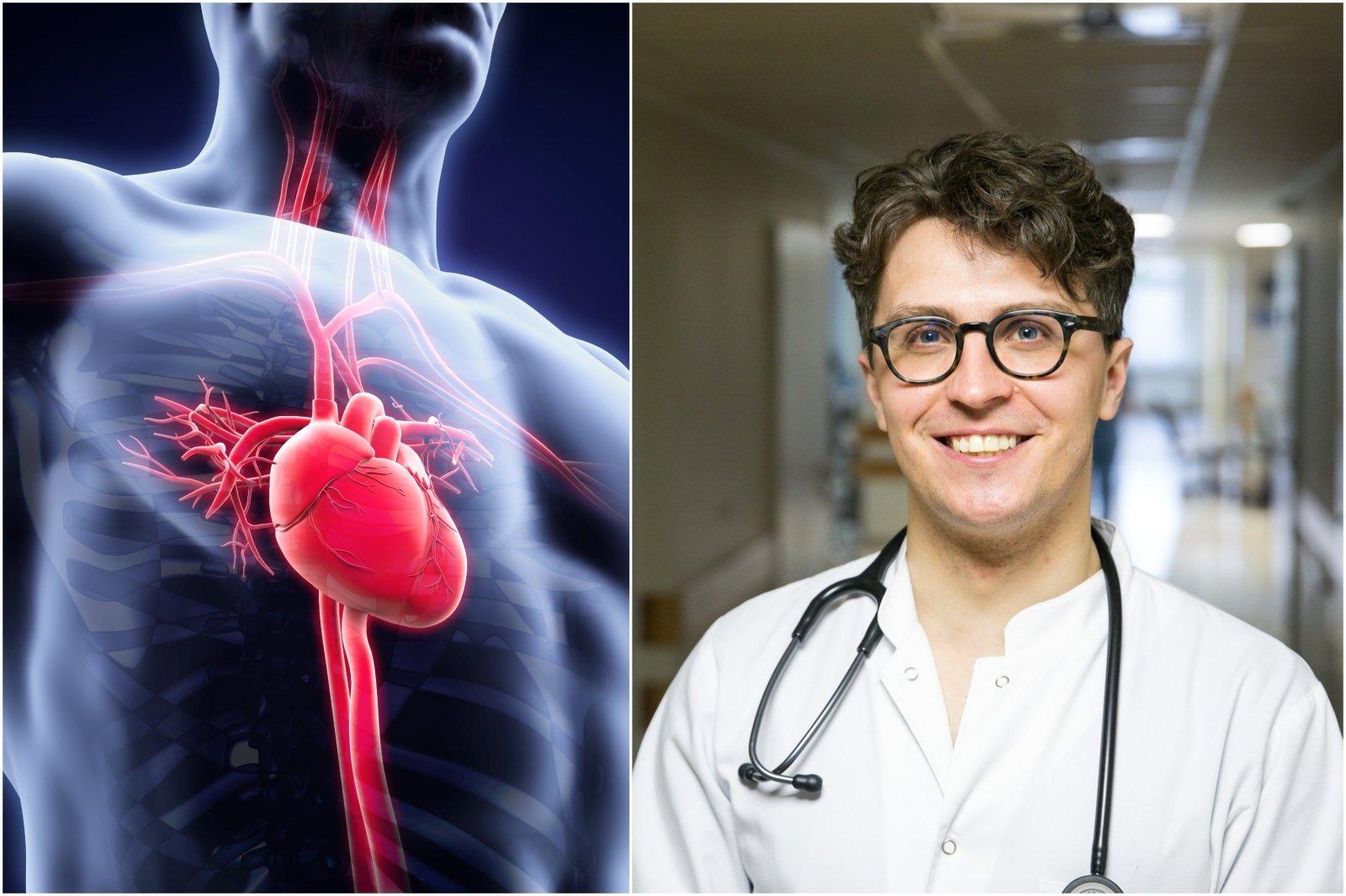 Jaučiasi sveikas, bet iš tikrųjų serga: kaip išsaugoti kraujagysles ir kovoti su cholesteroliu?