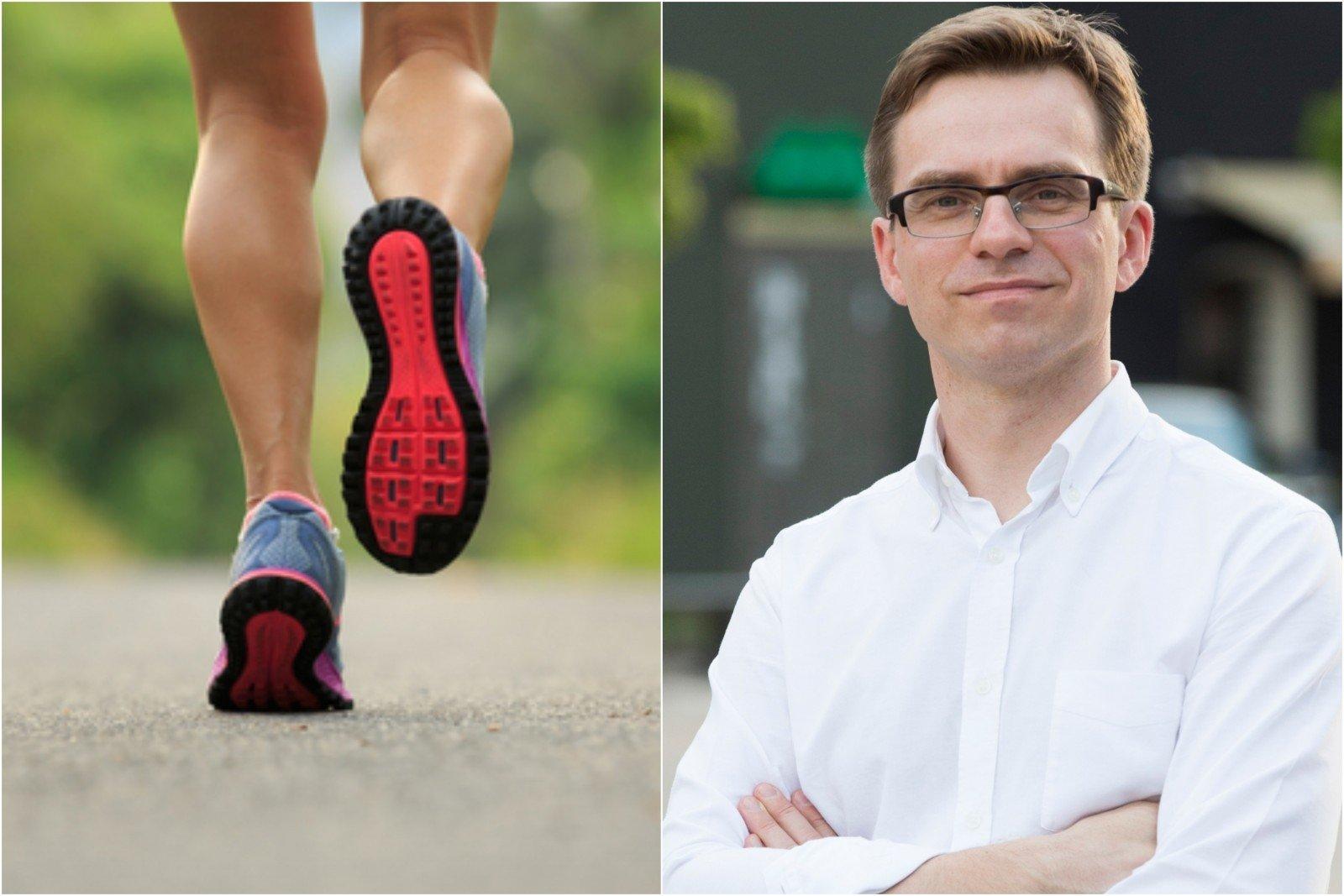7 minutės bėgimo širdies sveikatai tiazidiniai diuretikai nuo hipertenzijos