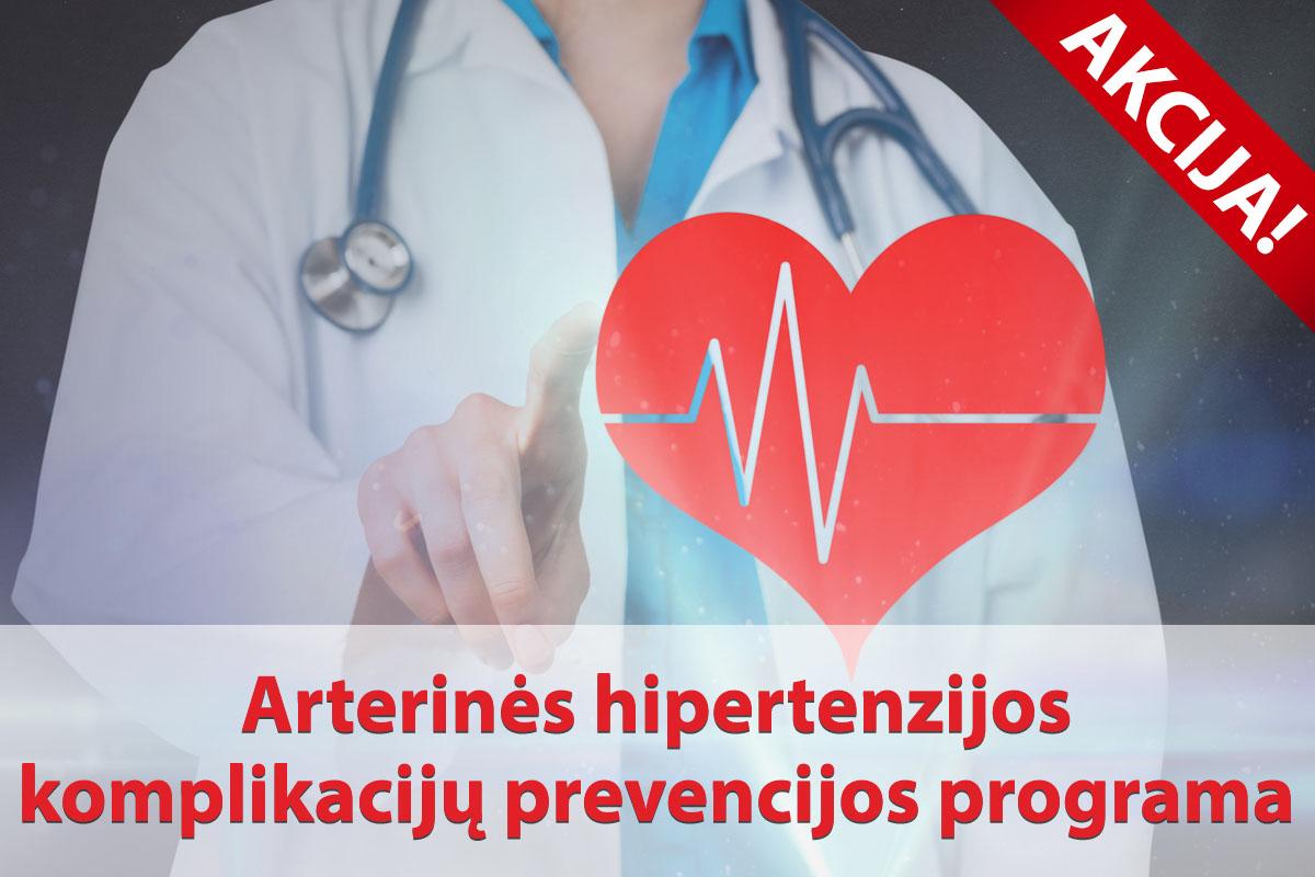 sveikatos nauji širdies tyrimai streso poveikis hipertenzijai