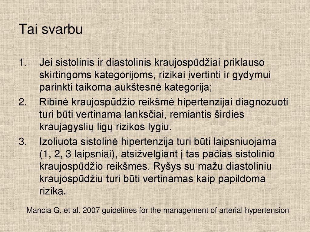 ėjimo su hipertenzija nauda echo cs hipertenzijai gydyti