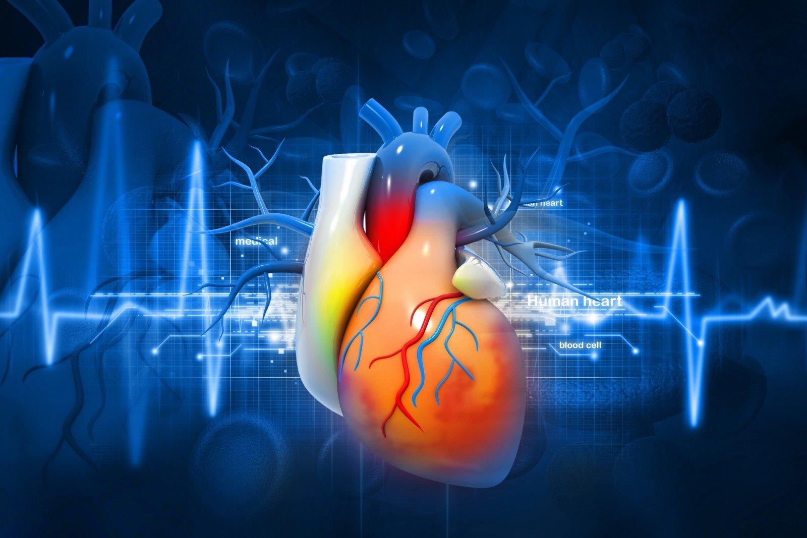 vaistas širdies sveikatai