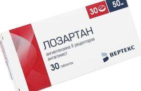 vaistai nuo hipertenzijos losartanas edema ir hipertenzija