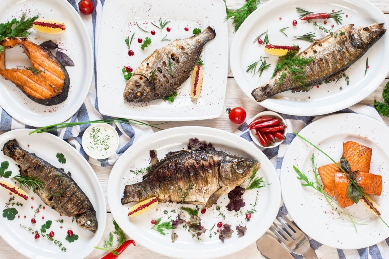 kokias žuvis galite valgyti sergant hipertenzija