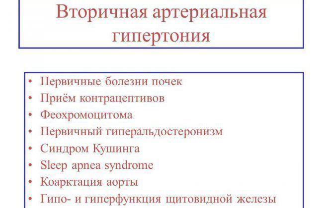 hipertenzija, kur reikia ištirti