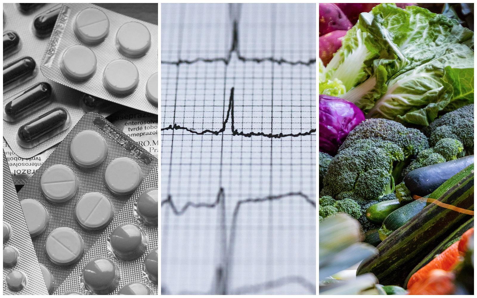 normalizuotis nuo hipertenzijos