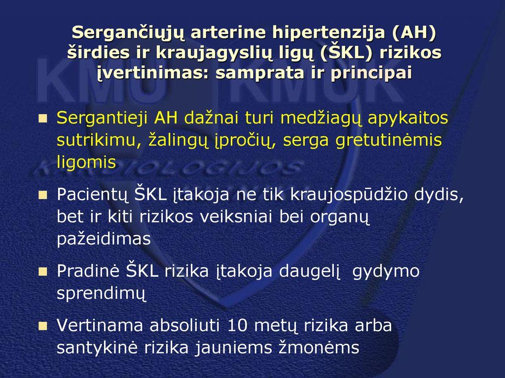 hipertenzija burnos džiūvimas