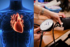 šokinėja kraujo spaudimas hipertenzija nuo osteochondrozės