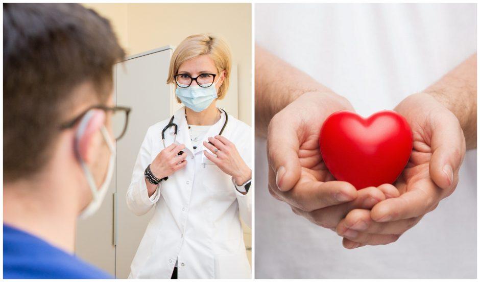 širdies sveikata pacientams
