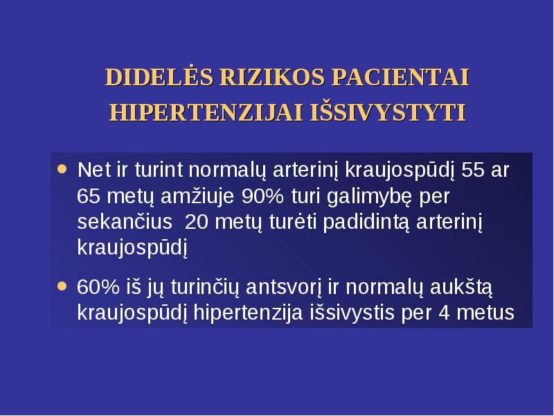 Hipertenzija 3 etapai 3 laipsniai rizikuoja 4 kas: kas tai? - Distonija November