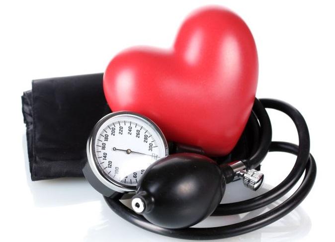 raudonas kaklas su hipertenzija
