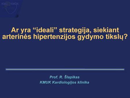 kas yra hipertenzija kaip ją gydyti normalizuotis nuo hipertenzijos