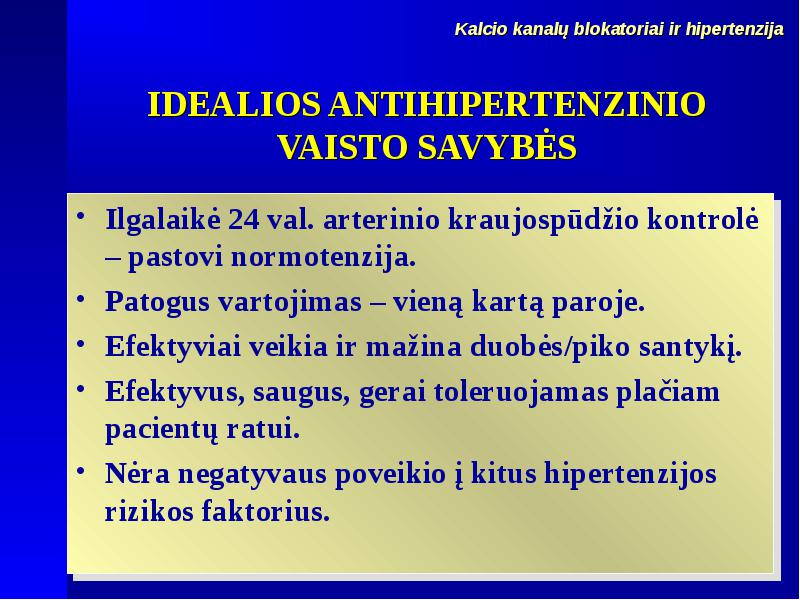 alfa adrenoblokatoriai vaistams nuo hipertenzijos