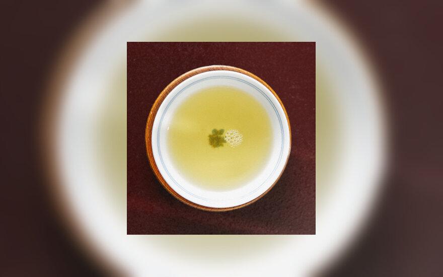 žaliosios arbatos širdies sveikata