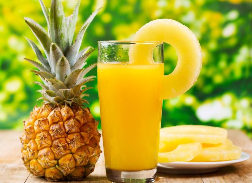 ananasų ir širdies sveikata