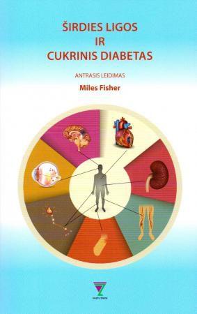 diabeto ir širdies sveikatos receptas hipertenzija Karpatai
