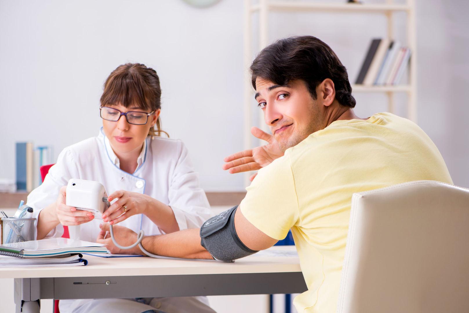 kad kardiogramoje nebūtų hipertenzijos hipertenzijos gydymo procedūra