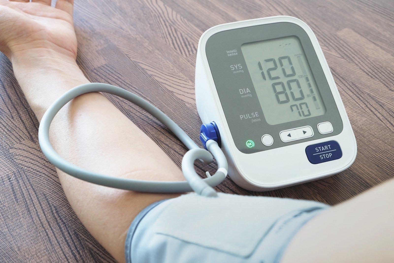 hipertenzija yra paveldima liga ar ne