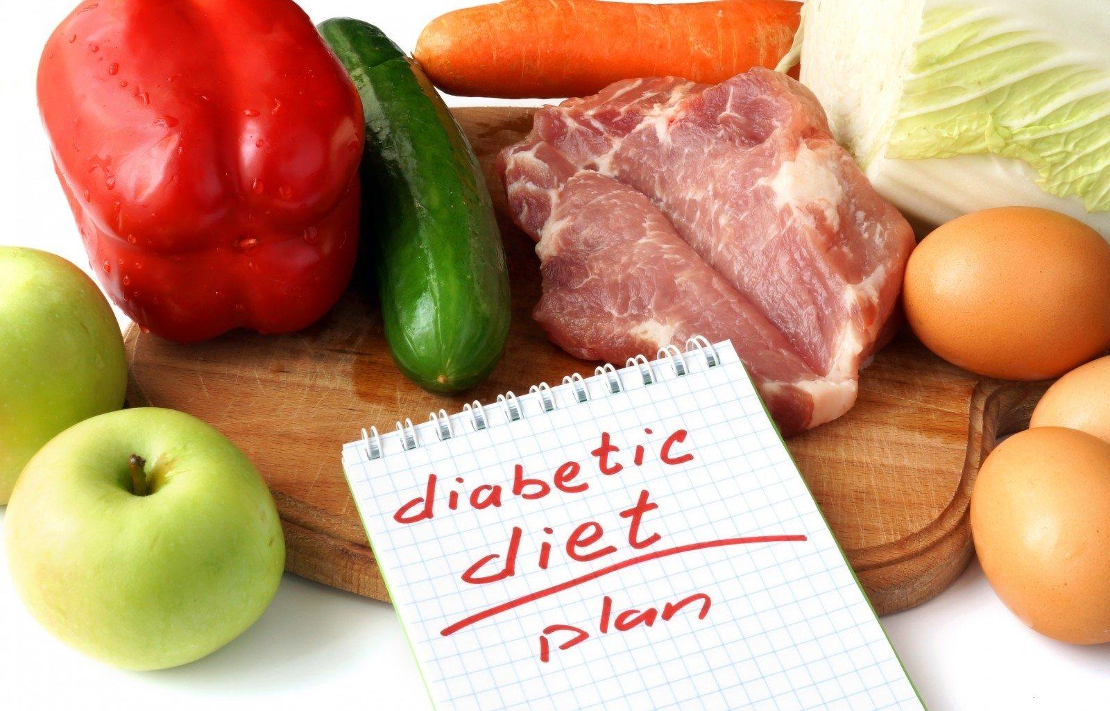 diabeto hipertenzijos dieta