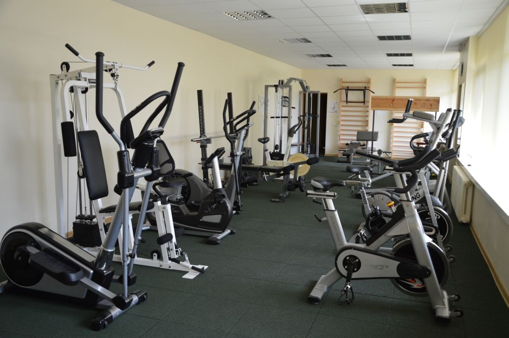 sporto salė ir hipertenzija