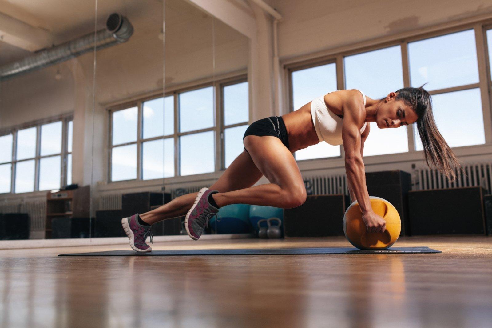 širdies ir svorio treniruotės širdies sveikata
