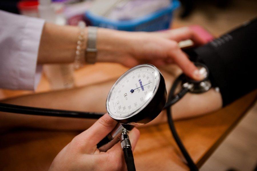 žemas pulsas su hipertenzija kas tai yra