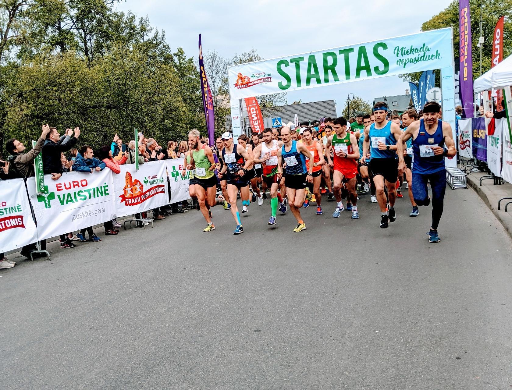hipertenzija ir maratonas