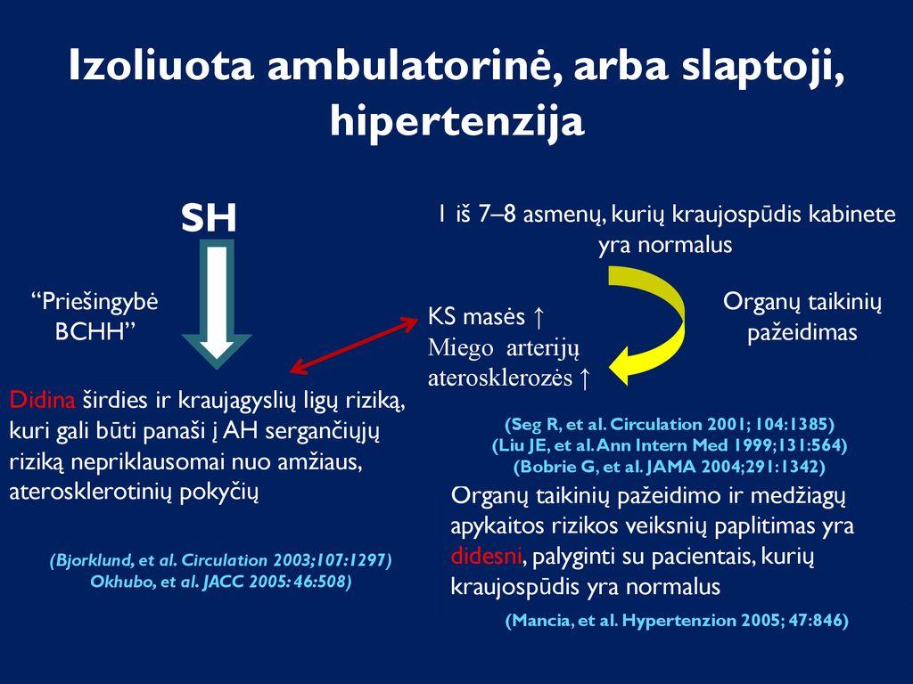 hipertenzija, kokios yra šios priežastys ar galima skristi su hipertenzija