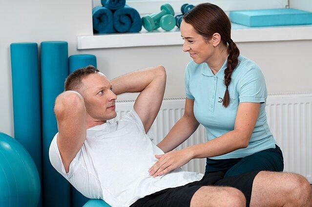 hipertenzijos fizioterapija
