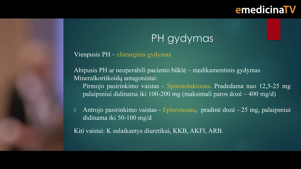 hipotirozė hipertenzija