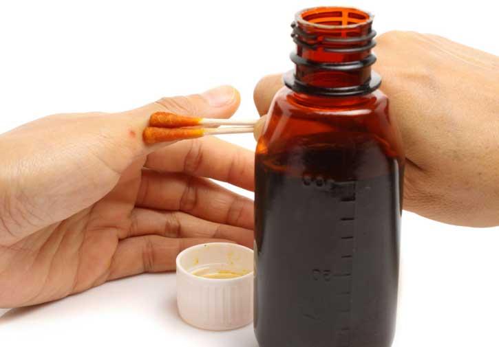 Tiroiditas ir jodas. Ar gerti riešutų nuovirą?