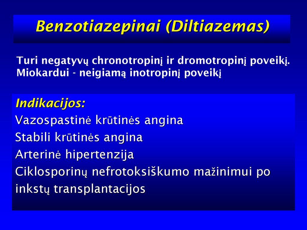 Stabilioji krūtinės angina