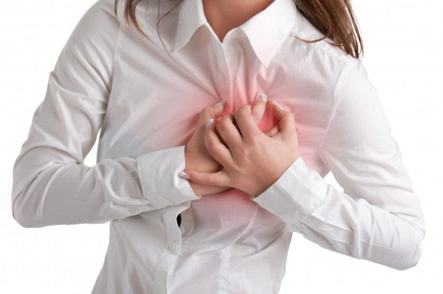 kaip padidinti širdies sveikatą