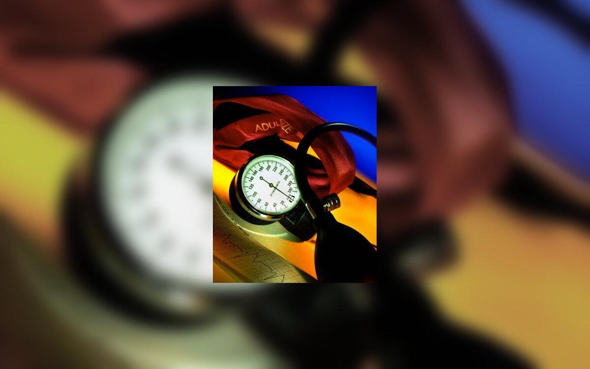 populiarus hipertenzijos gydymo metodas