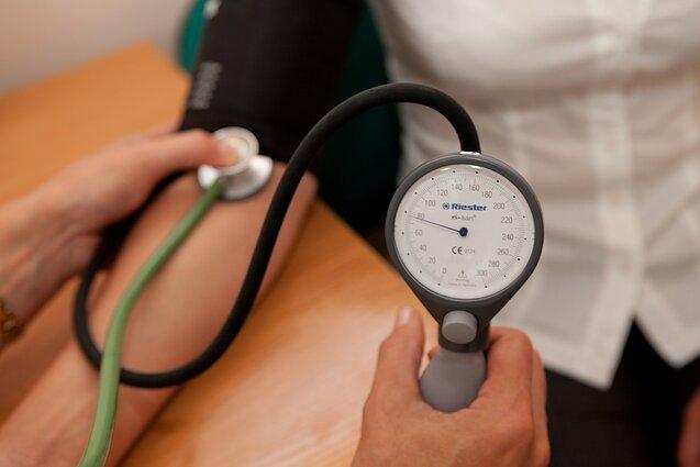 kaip tiriama hipertenzija