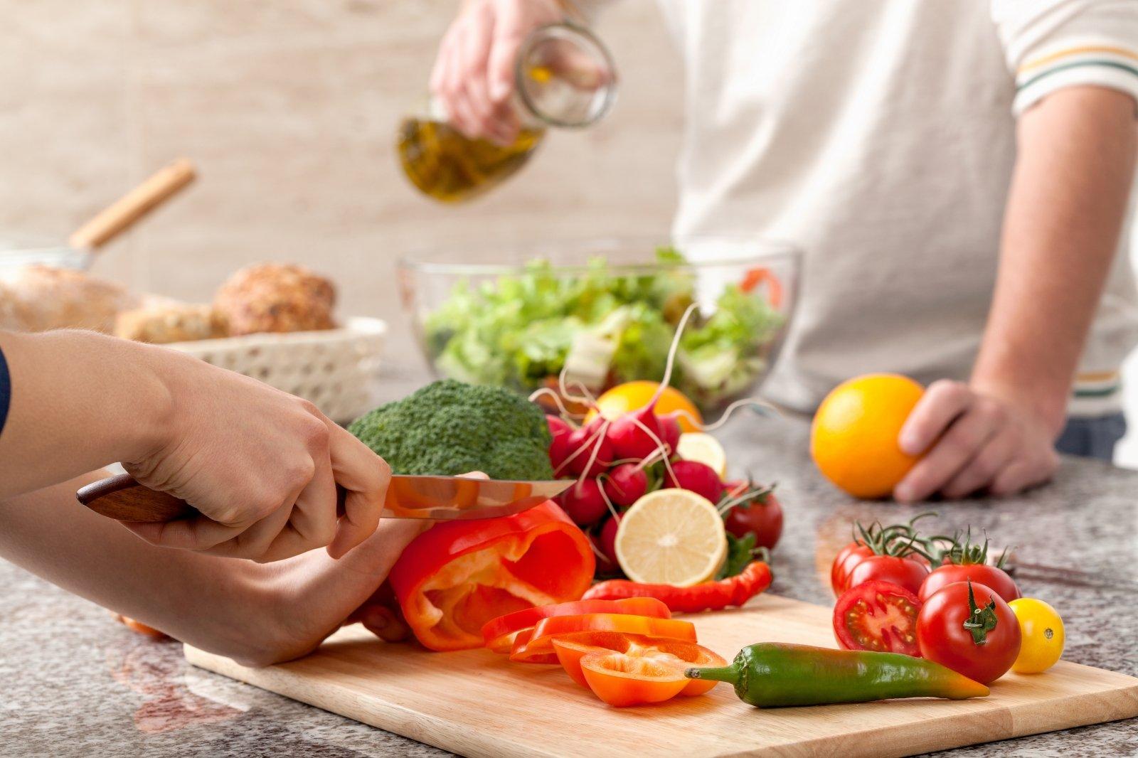 geriausios daržovės širdies sveikatai suluošinti