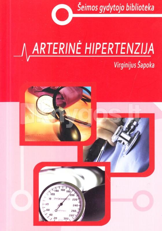 viskas apie hipertenzija knyga