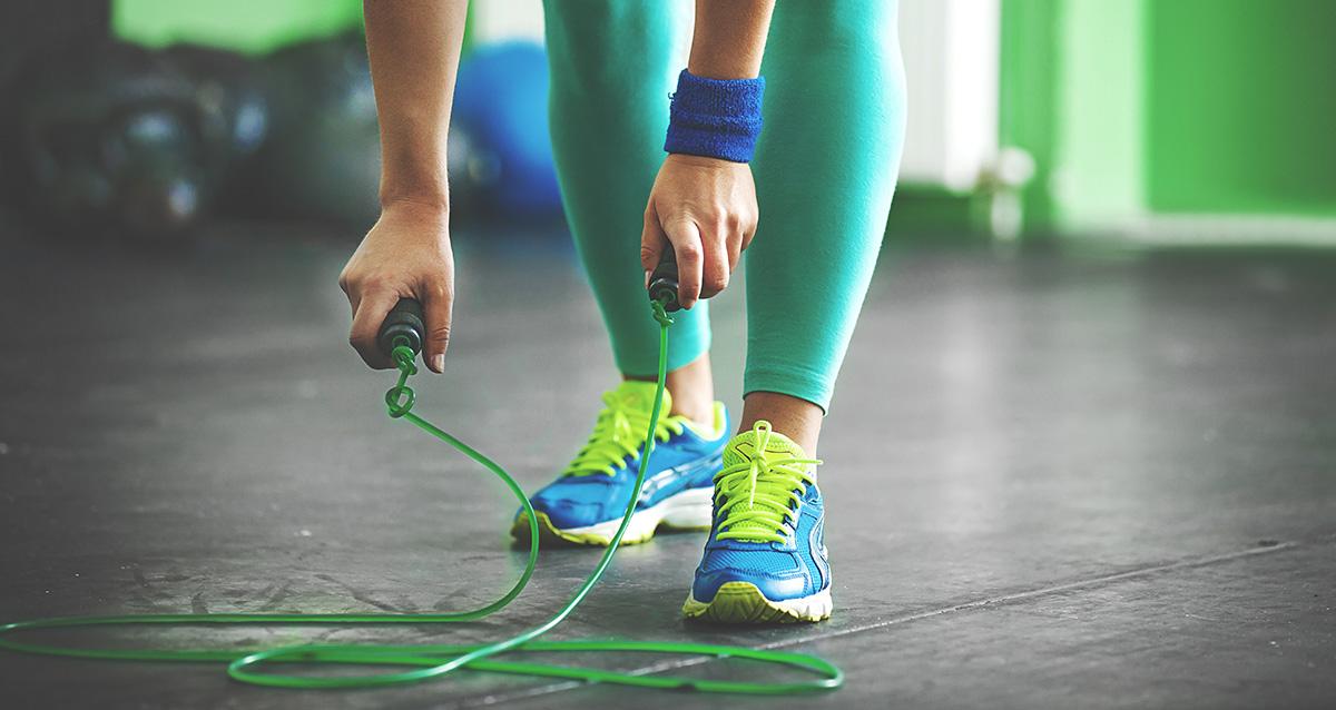 ar įmanoma šokinėti virve su hipertenzija