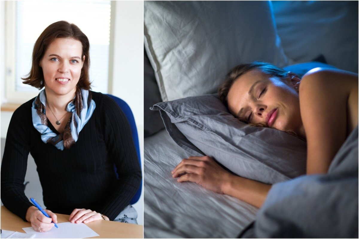 miego sutrikimai esant hipertenzijai
