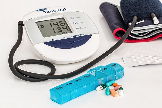 rado hipertenzijos priežastį sumažėjęs širdies ritmas su hipertenzija