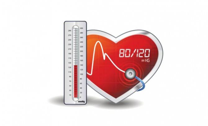 hipertenzija nuo meteorologinės priklausomybės