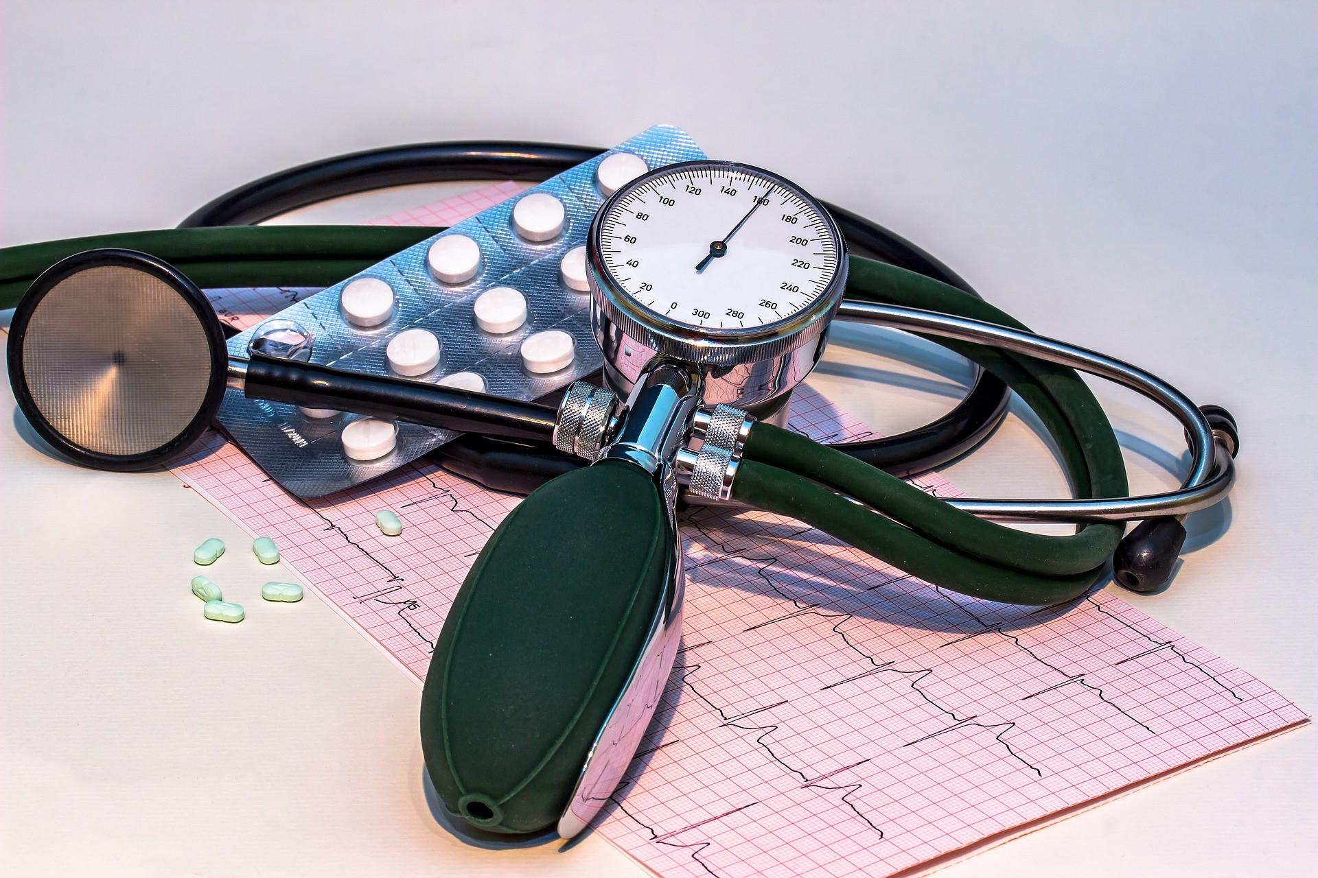 vaistai hipertenzijai gydyti ir