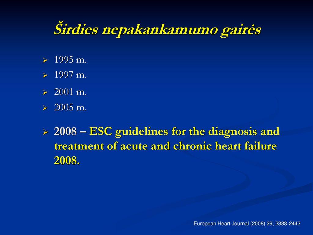 kardiologijos centrai hipertenzija