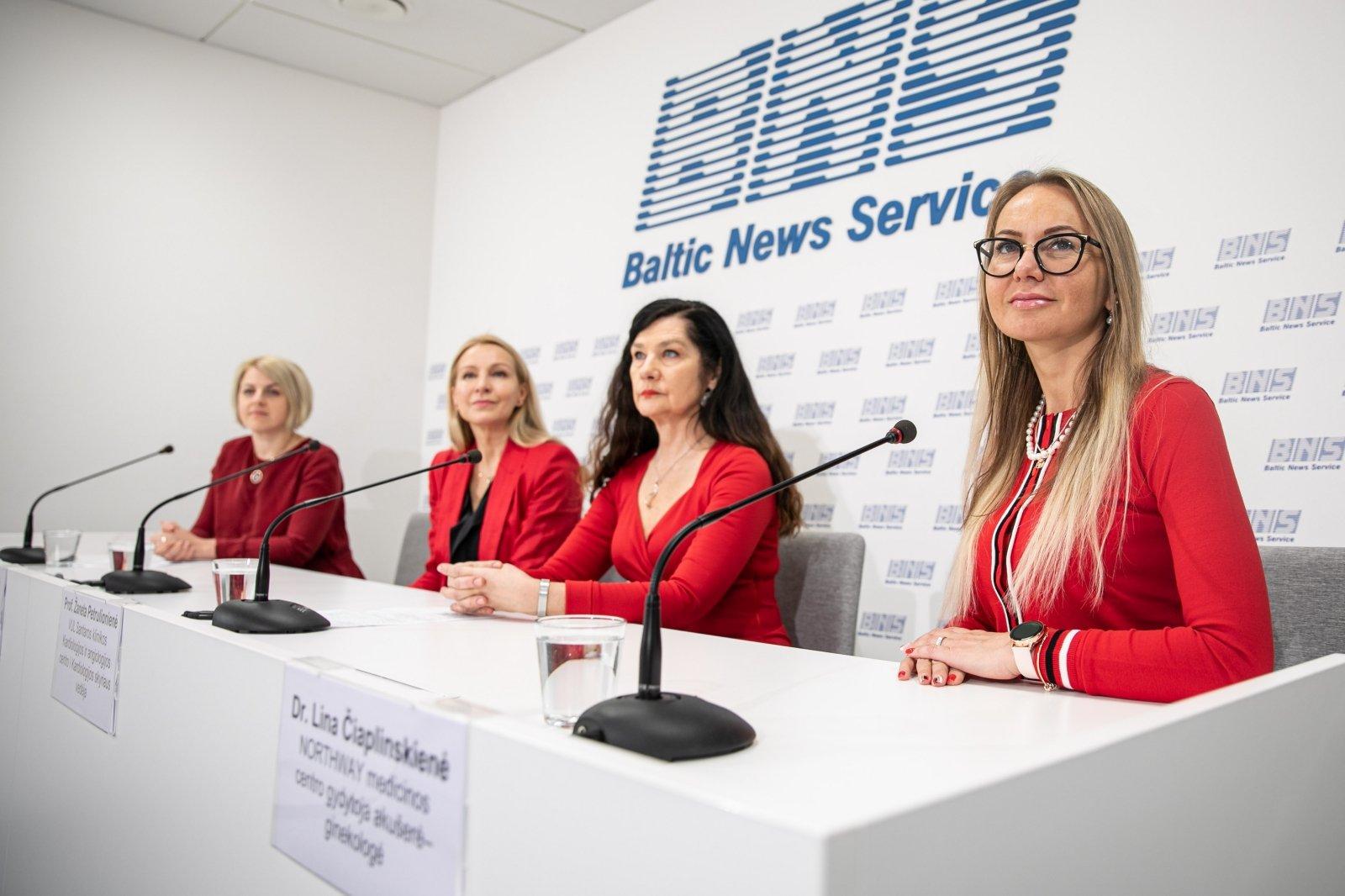 hipertenzija moterims, sulaukusioms 40 metų